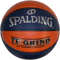 Spalding TF-Grind Indoor/Outdoor BA Basketball [Size: 5]