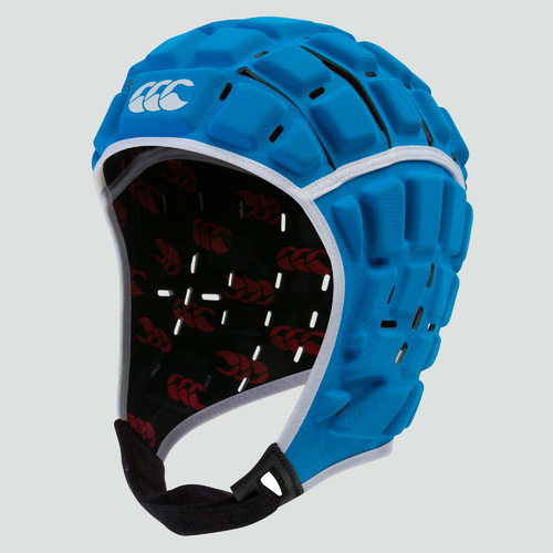 Canterbury Reinforcer Headgear Dresdan Blue [Size: Large 58.5cm]