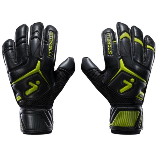 Storelli Gladiator Elite Finger Saver Goalkeeper Glove [Size: 10]