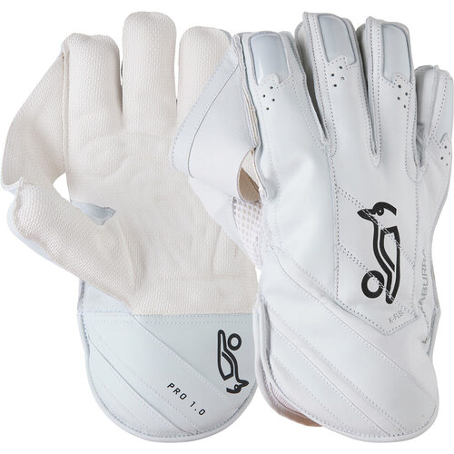 Kookaburra Pro 1.0 Wicket Keeping Gloves - Adult