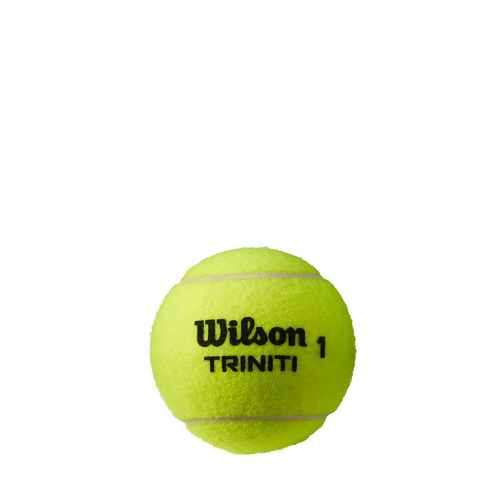 Wilson TRINITI Tennis Ball - 3 Ball Can