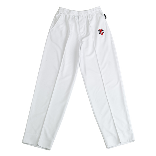 Gray Nicolls Elite Trousers White [Size: XXLarge]