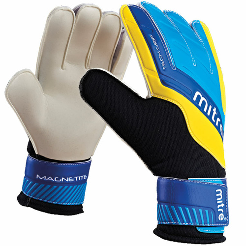Mitre Magnetite Goal Keeping Glove [Size: 8]
