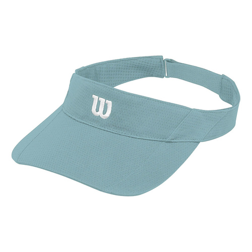 Wilson Rush Knit Visor Ultralight Papaya