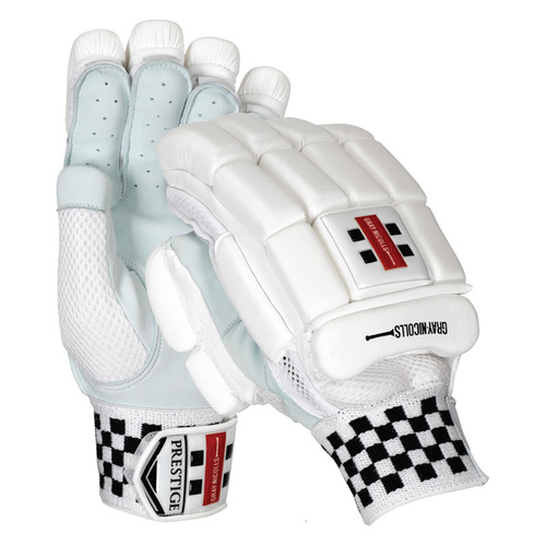 Gray Nicolls Prestige Batting Gloves [Size: Adult Right Handed]