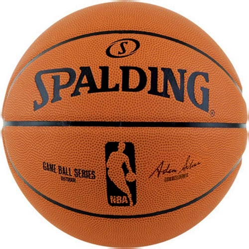 Spalding NBA Game Series Outdoor Basketball [Size: 7]