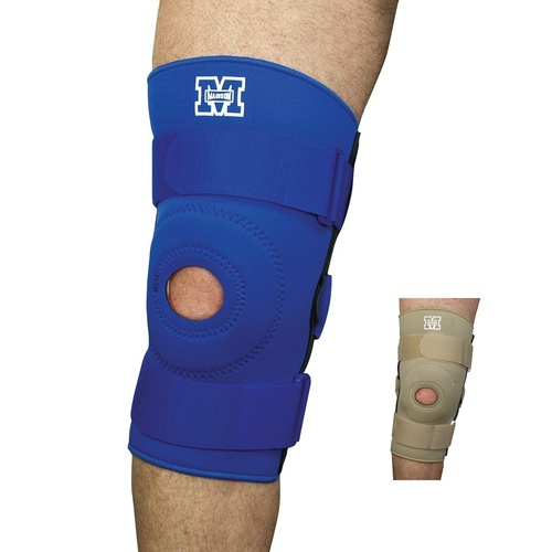 Madison First Aid Knee Hinged Support [Size: XLarge 46-50cm]